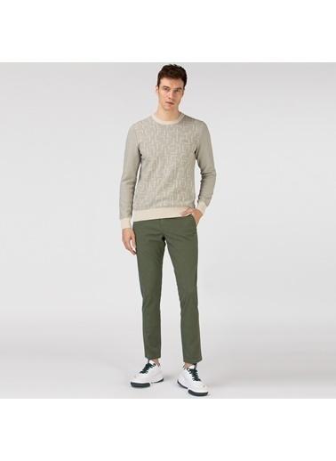 Lacoste Erkek Slim Fit Pantolon HH0155.55H Yeşil